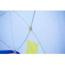 Зимняя палатка Стэк Куб-2 Long трехслойная