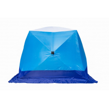 Зимняя палатка Стэк Куб-3 Long трехслойная дышащая
