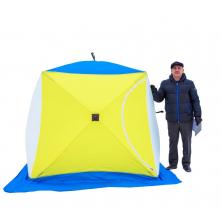Зимняя палатка Стэк Куб-2 однослойная