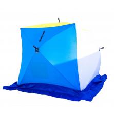 Зимняя палатка Стэк Куб-3 трехслойная