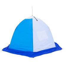 Зимняя палатка Стэк Elite-2 однослойная дышащая