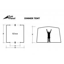 Шатер Trek Planet Dinner Tent