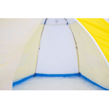 Зимняя палатка Стэк Elite-3 трехслойная дышащая