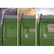 Летняя палатка TREK PLANET Vario Nexo 5