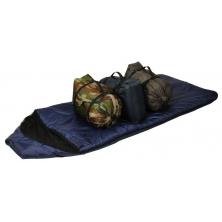 Спальный мешок Богатырь синий