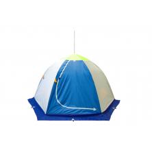 Зимняя палатка Медведь-2 трехслойная 6 лучей