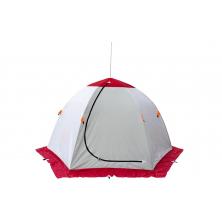 Зимняя палатка Медведь-3 трехслойная 6 лучей