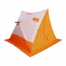 Зимняя палатка Куб Следопыт 2-скатная