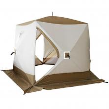 Зимняя палатка Куб Следопыт Premium 5 стен