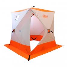 Зимняя палатка Куб Следопыт Однослойная 1,8x1,8 Oxford 240D