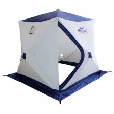 Зимняя палатка Куб Следопыт Эконом 2-х местная