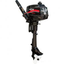 Лодочный мотор HDX T 3.6 CBMS