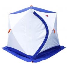 Зимняя палатка Медведь Куб-2 Эконом трехслойная