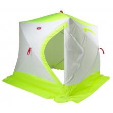 Зимняя палатка Медведь Куб-3 трехслойная