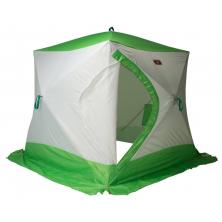 Зимняя палатка Медведь Куб-3 Эконом трехслойная