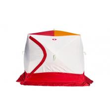 Зимняя палатка Медведь Куб-4 трехслойная